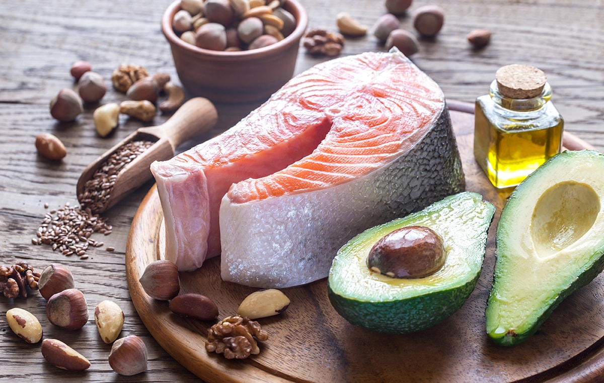 Foods high in Omega-3s