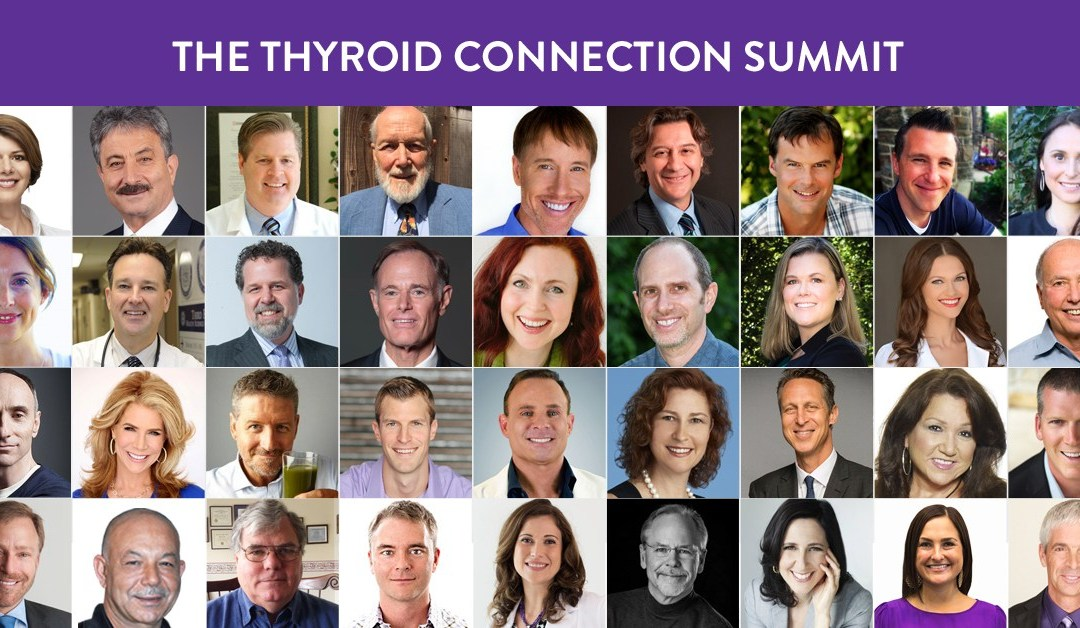 Thyroid summit speakers