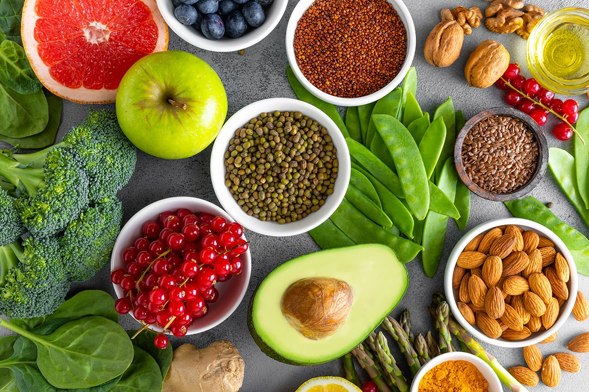 Healthy Food to help optimize immune system
