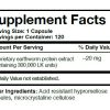 Boluoke Supplement Facts