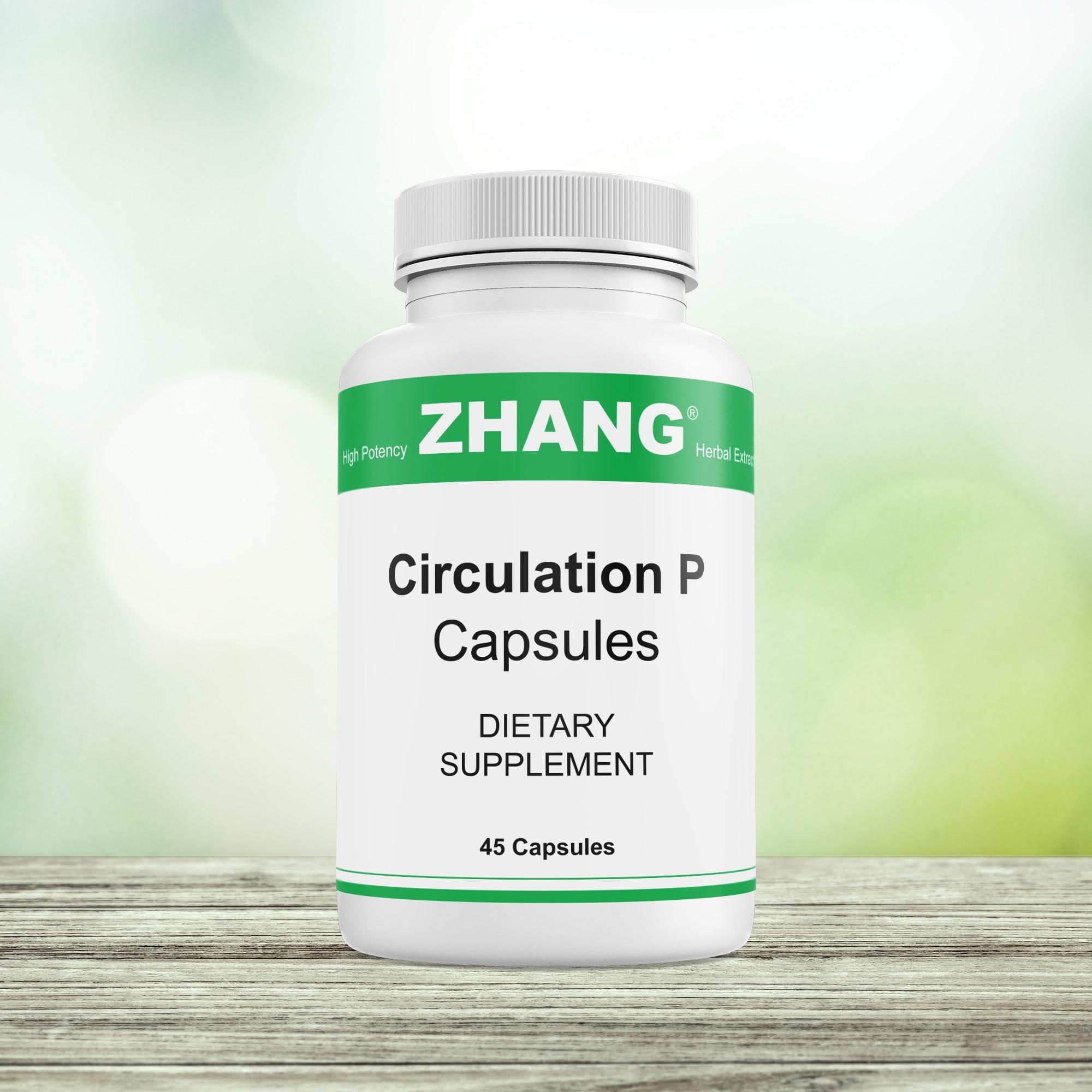 Circulation P Capsules