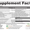 Active Multi Plus Supplement Facts