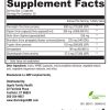 Biofilm Buster supplement facts