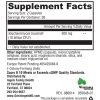 Sacro B supplement facts