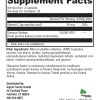 Histamine Buster supplement facts