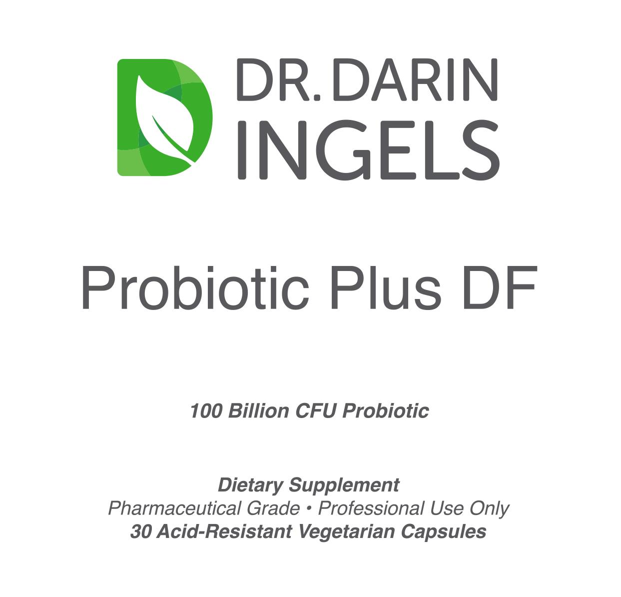 Probiotic Plus front label
