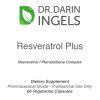 Resveratrol Plus front label