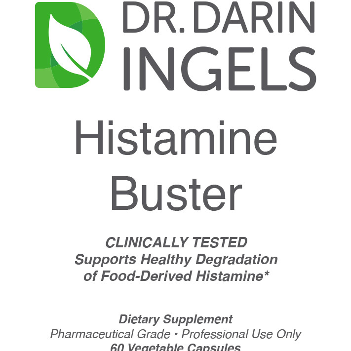 Histamine Buster front label