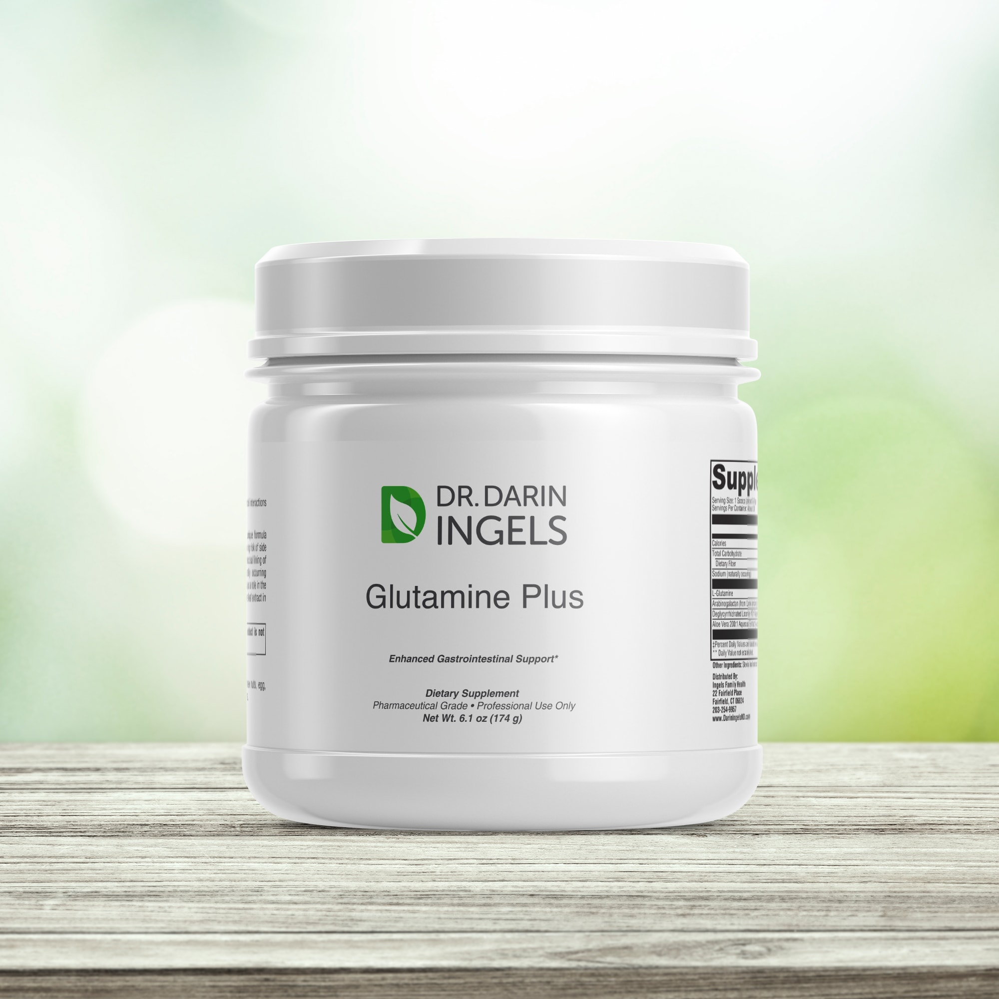 Glutamine Plus 30 Serv