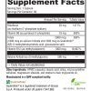 Methylation Support supplement facts