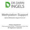 Methylation Support front label