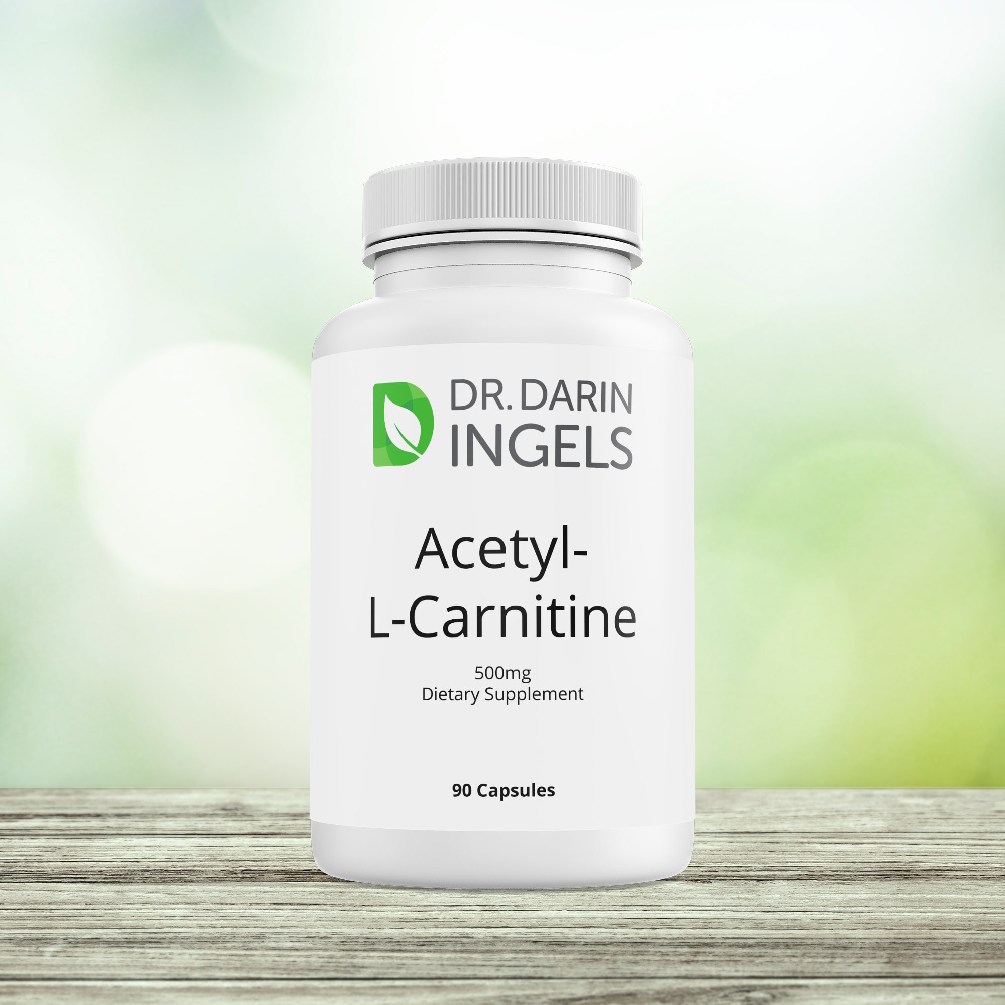 Acetyl-L-Carnitine 500mg 90 caps