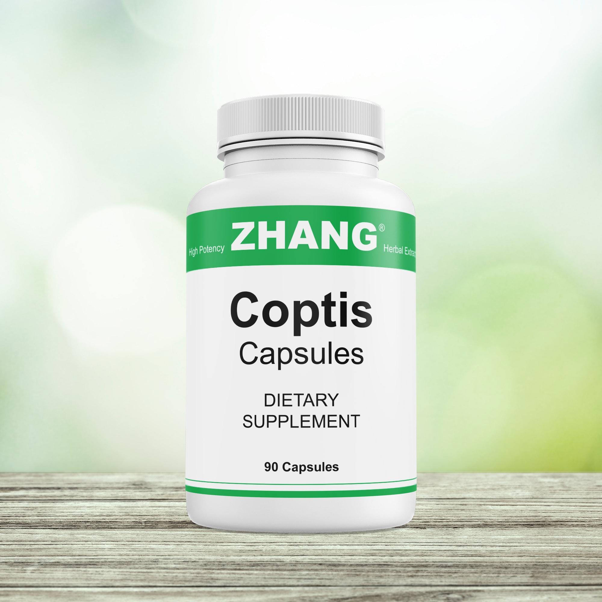 Coptis Caps