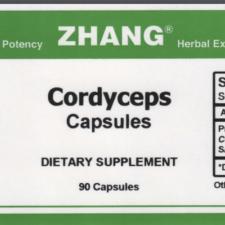 Cordyceps Caps