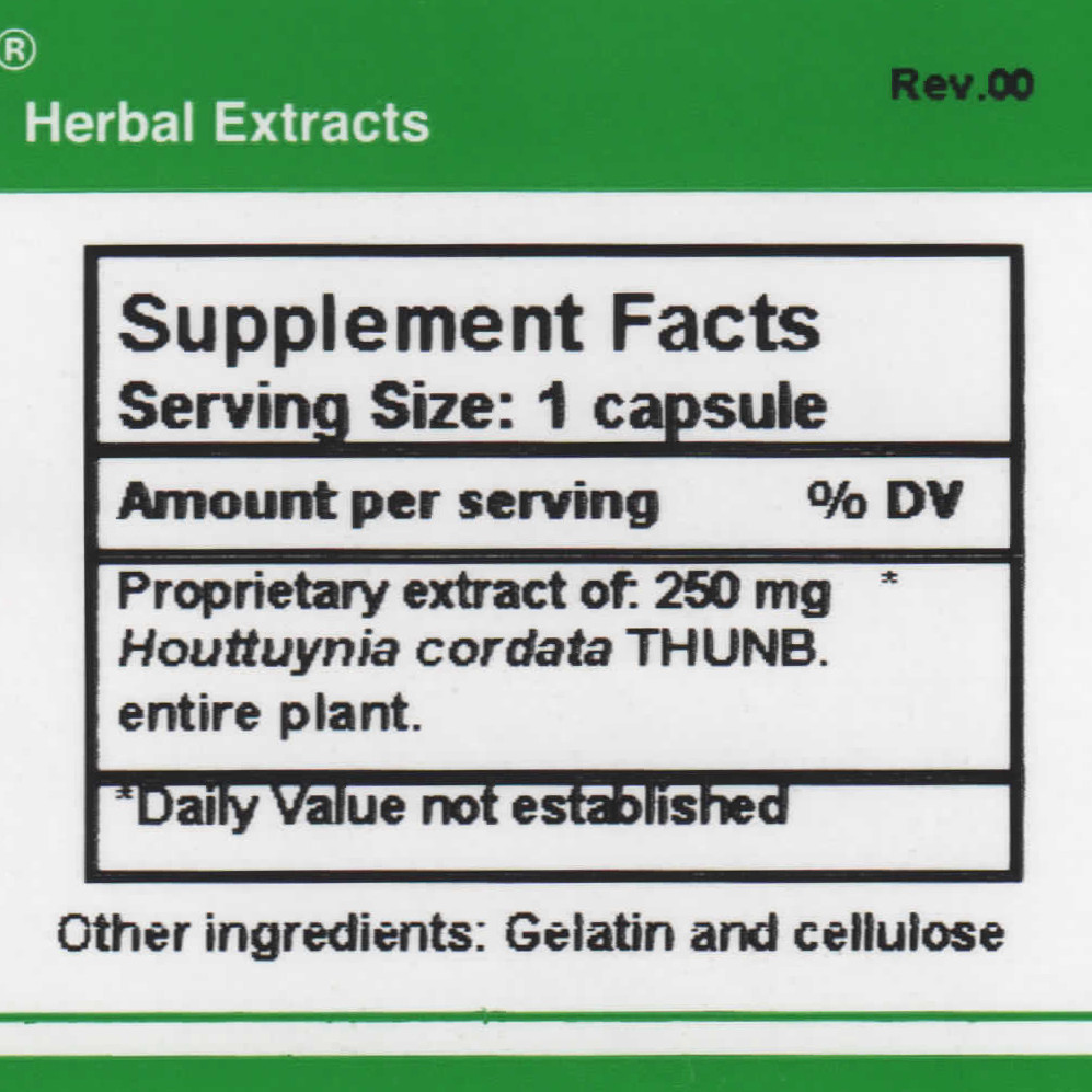 HH-2 supplement facts