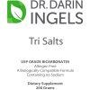 tri-salts front label