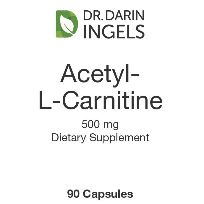 Acetyl-L-Carnitine front label