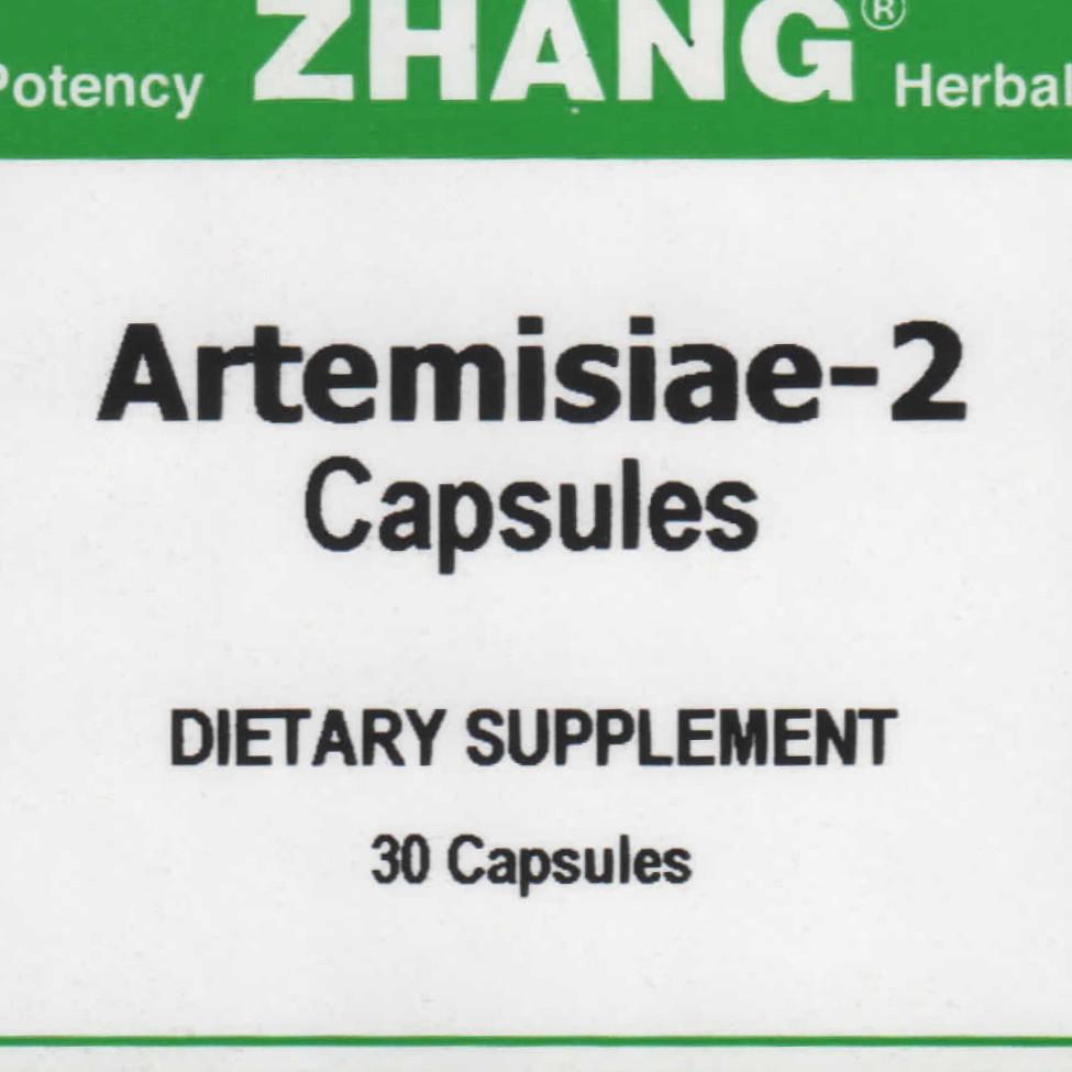Artemisiae front label