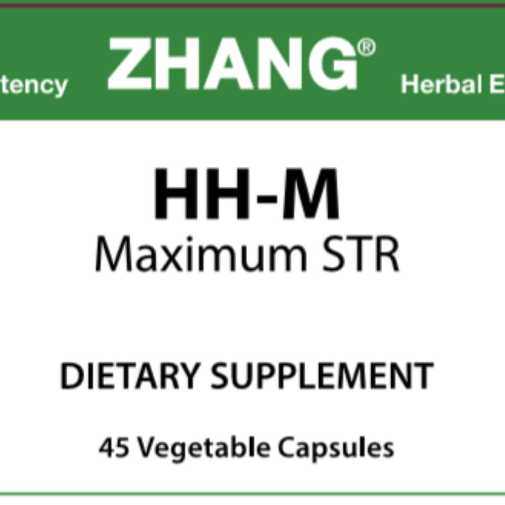 HH-M Front label