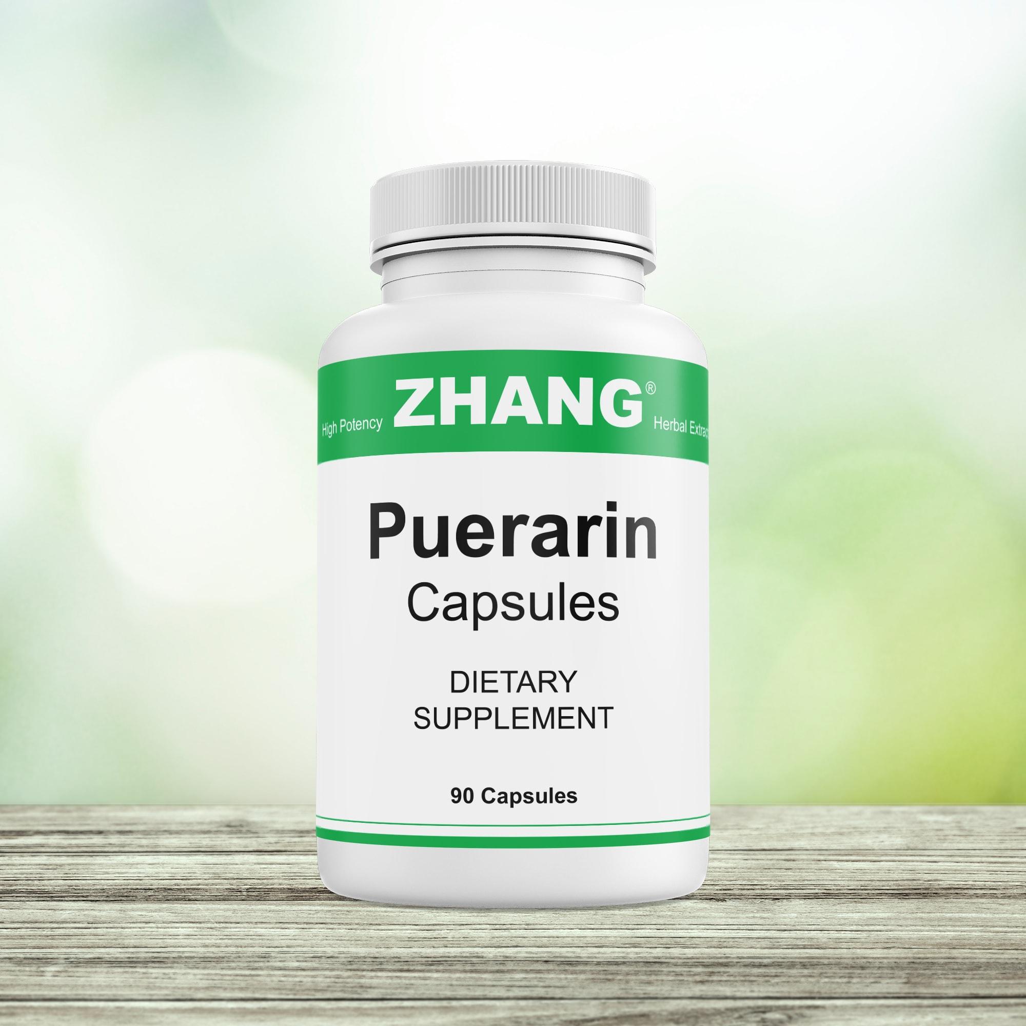 Puerarin capsules
