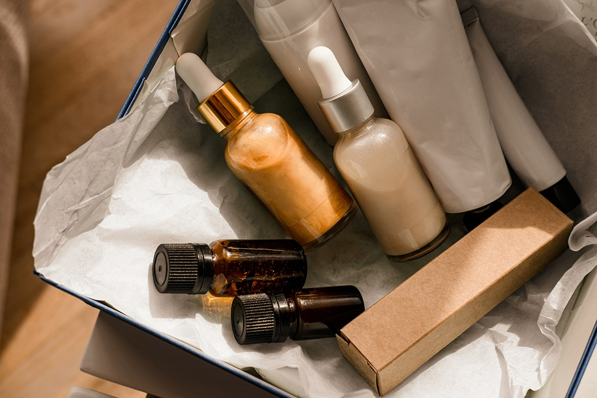 Skincare and Perfume Products