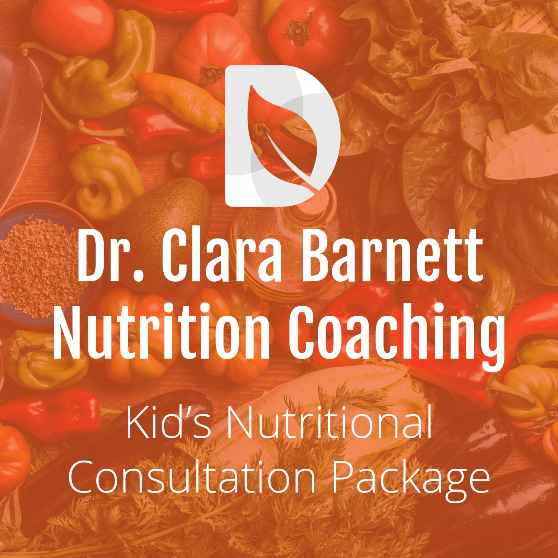 Kid's Nutritional Coaching