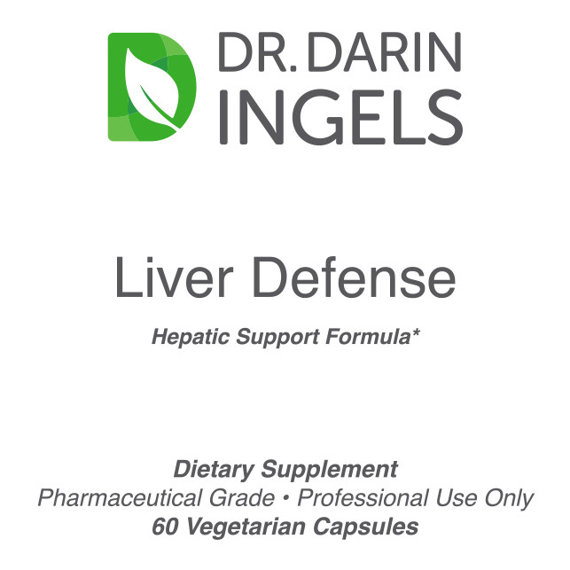 Liver Defense front label