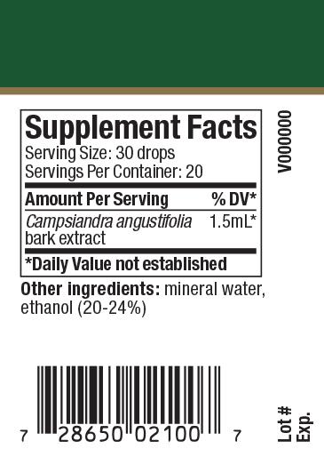 Cumanda supplement facts
