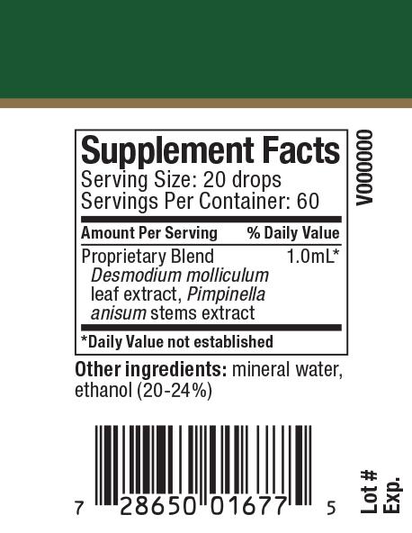 Burbur Pinella supplement facts