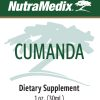 Cumanda front label