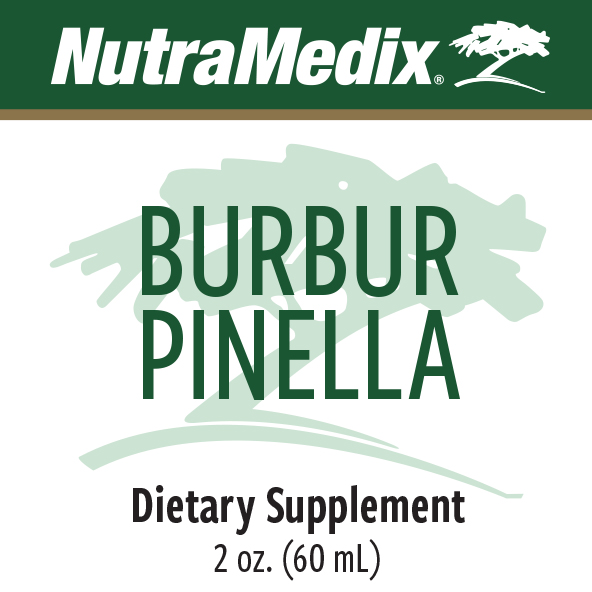Burbur Pinella front label