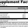 Omega-3 Complete Supplement Facts