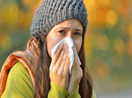 Are Allergies the Reason I'm Sick all the Time?
