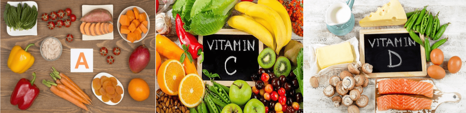 Vitamin A, C & D to fight Influenza
