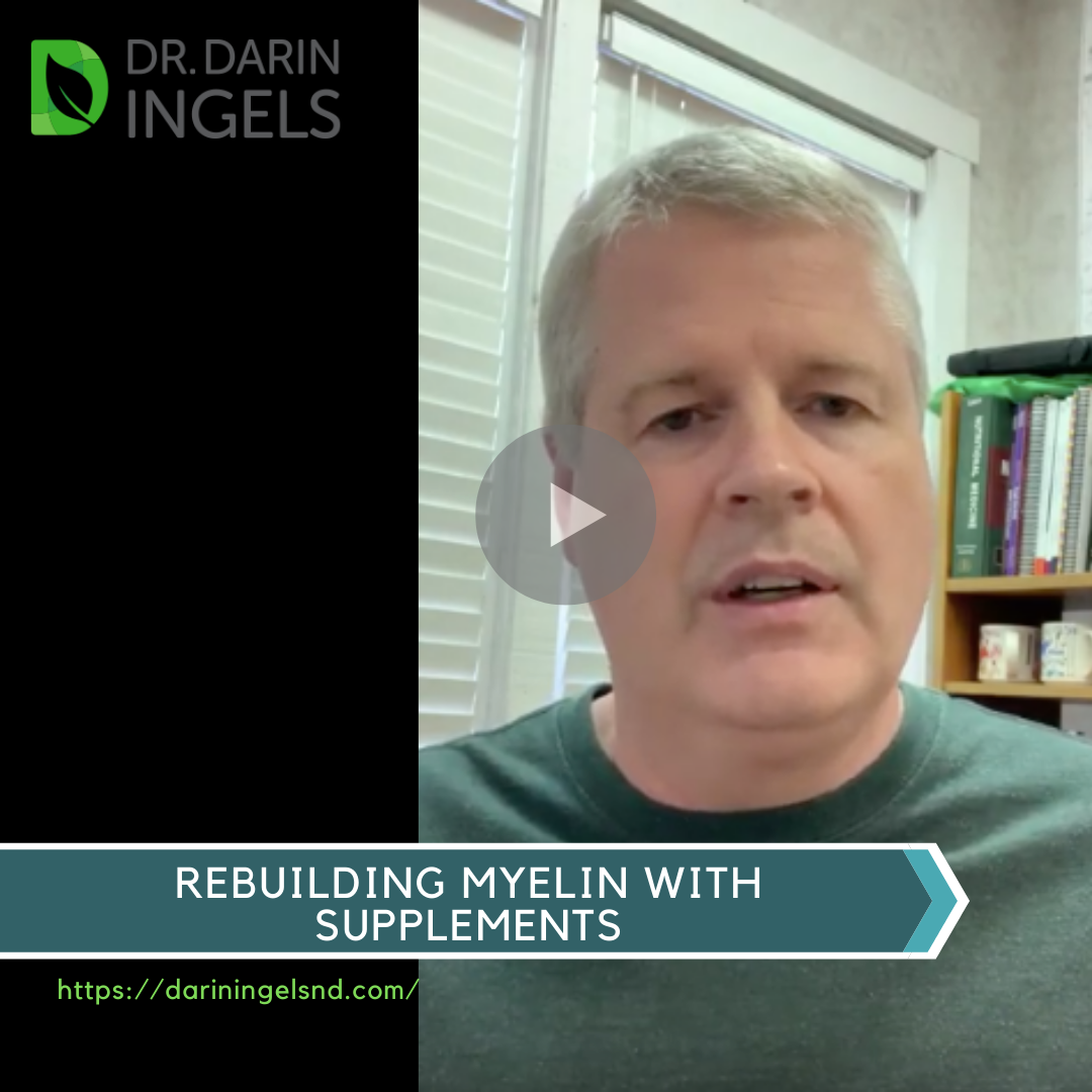 Rebuilding Myelin with Supplements